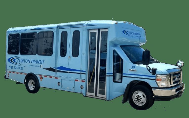 clinton county bus