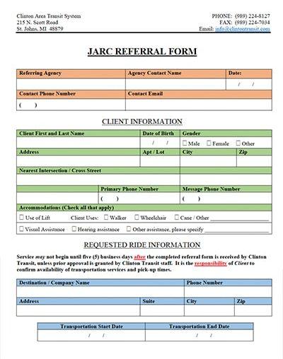 JARC Referral