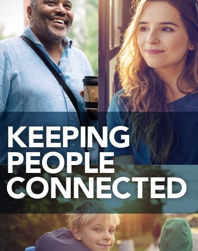 keeping people connected