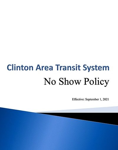 no show policy